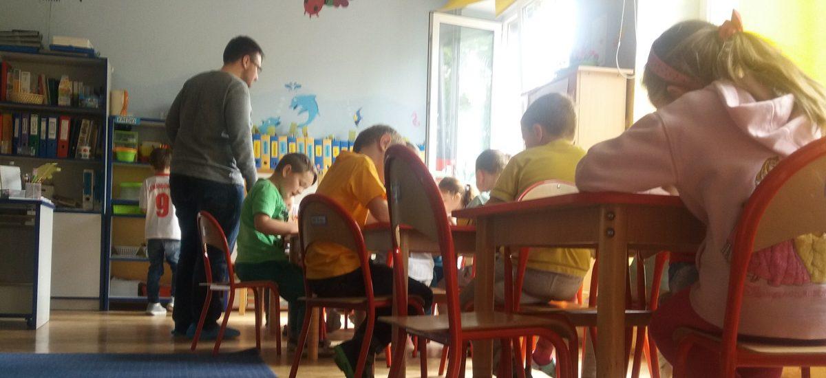 Przedszkolaki z PM16 wzięły udział w Bajkoterapii