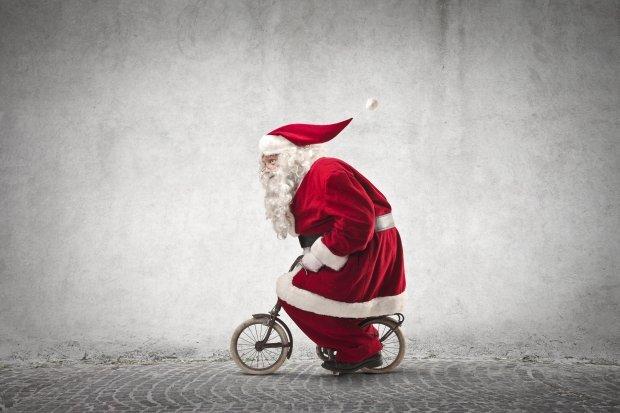 Zostań Świętym Mikołajem