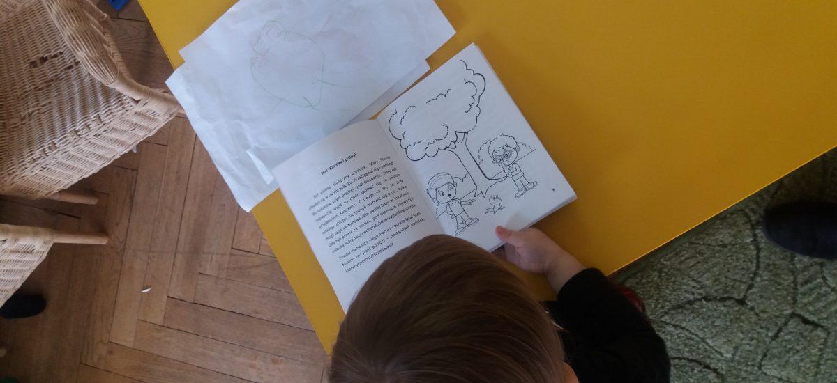 Bajkoterapia w Domu Dziecka